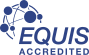 Equis accredited (logo)